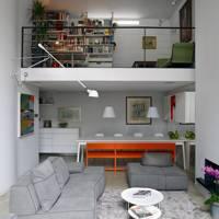 Modern Mezzanine
