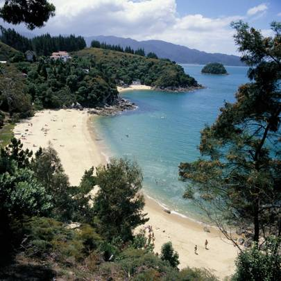 Kaiteriteri Beach, Nelson, New Zealand