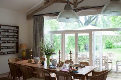 Dining Room - French Farmhouse
