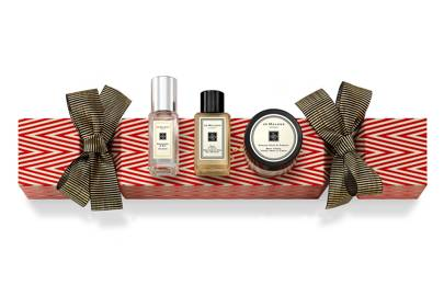 London Christmas cracker by Jo Malone