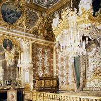 The queen's room, the queen's large apartment