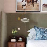 Bedside Table - Sophie Ashby - Modern Flat | Real Homes
