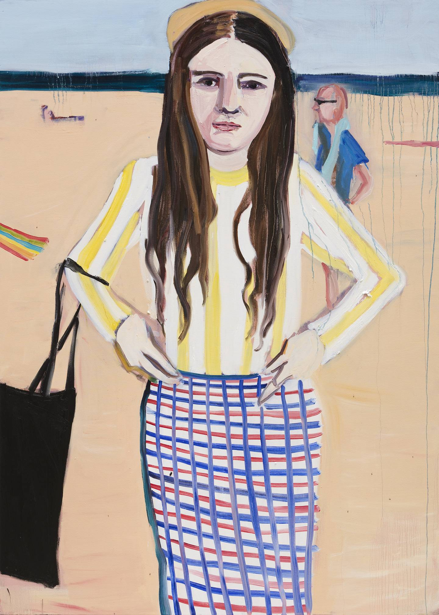 The untold story: 'Coney Island' by Chantal Joffe
