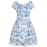 China Print Dress