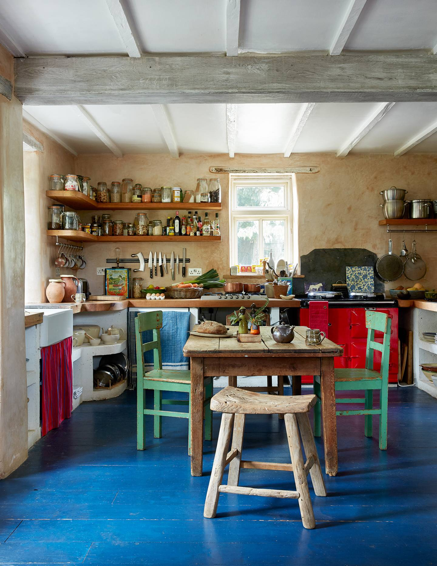 Journalist Fiona Golfar tells the story of her Cornish home