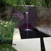 Install a Water Feature