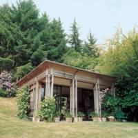 Artists Studio Garden Shed