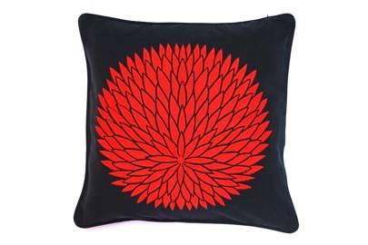 Chrysanthemum Cushion