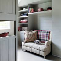 Panelled Reading Nook