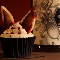 Rabbit Ear Cupcakes