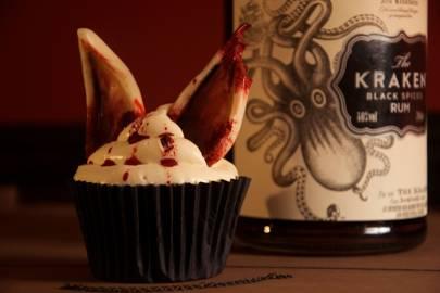 Rabbit Ear Cupcakes
