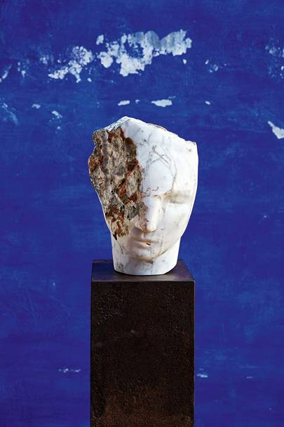 The Marble Head | Emily Young's House