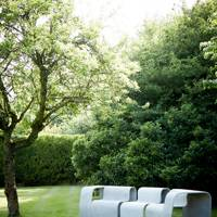 Garden - Modern Colourful Thirties House