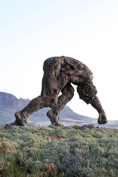 Male Figure Sculpture