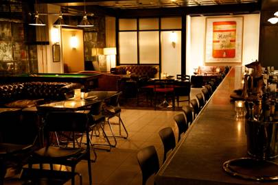 Mark's Bar at HIX Soho