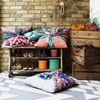 Be Creative with Crates & Cushions