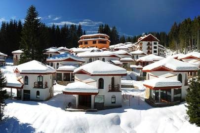 Chalet in Pamporovo Village
