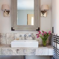Bathroom Basin - Country Barn Conversion