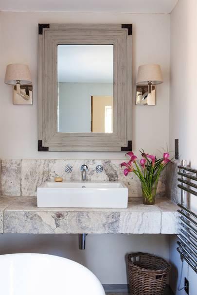 Bathroom Basin - Country Barn Conversion