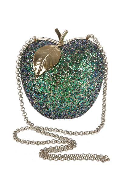 Apple Clutch Bag