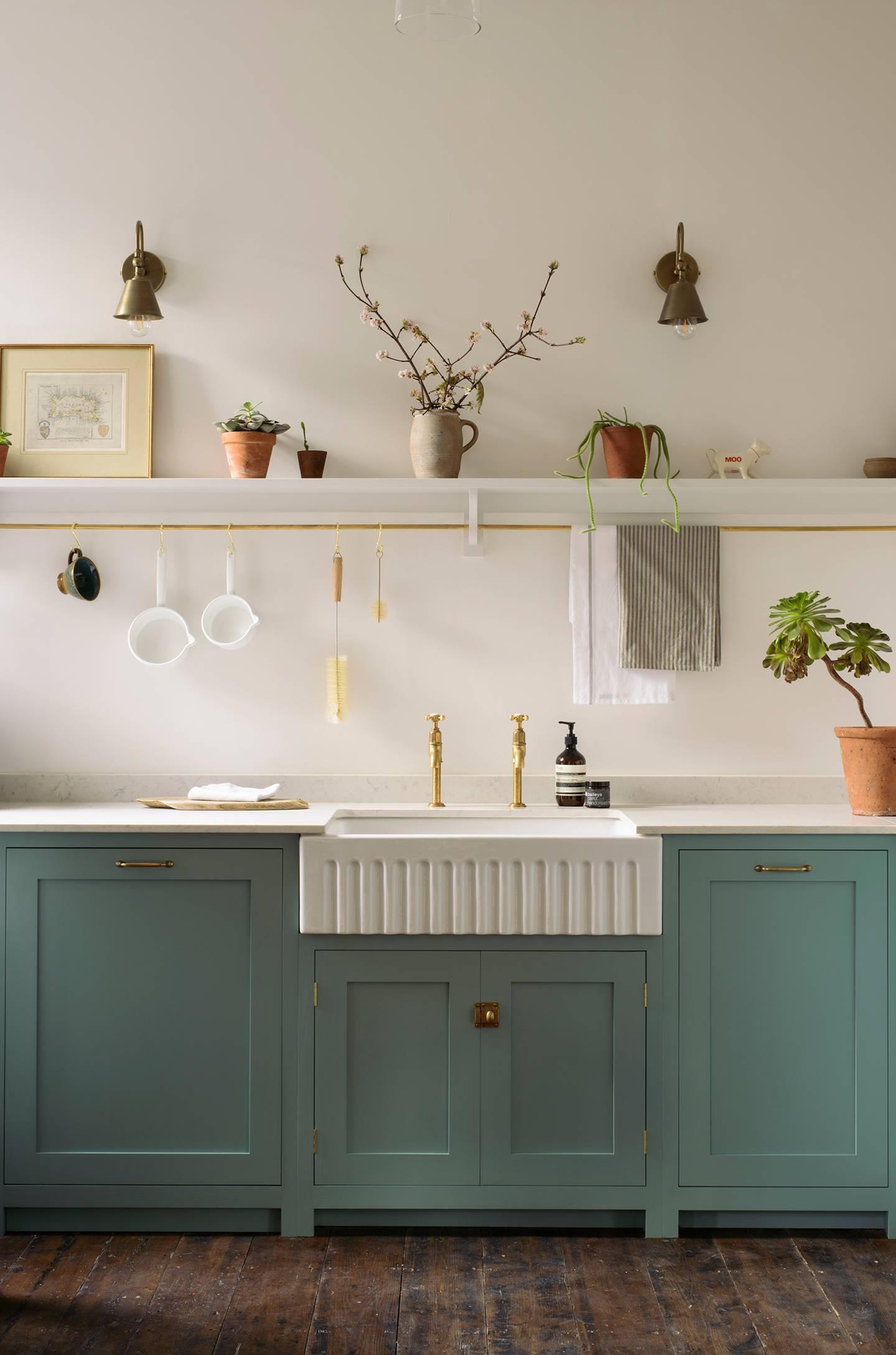 Kitchen case study: a DeVol kitchen in an Edwardian house