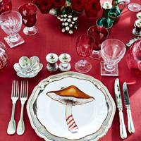 Festive Foliage - Place Setting