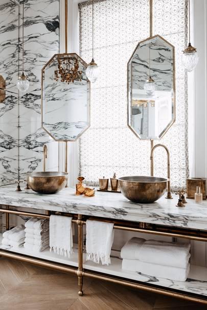 Bathroom - At Home: Maddux Creative London House