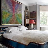 Bedroom - Victorian Mansion Flat