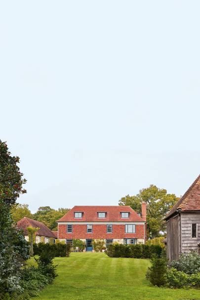 Sussex Farm South-Facing Exterior