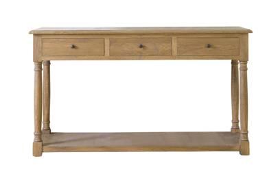 Radnor Weathered Oak Dresser