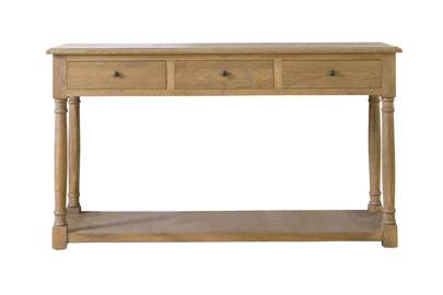 Radnor Weathered Oak Dresser
