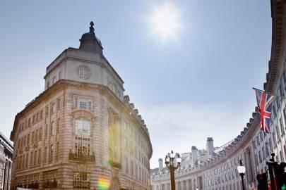 Summer Streets, Regent Street