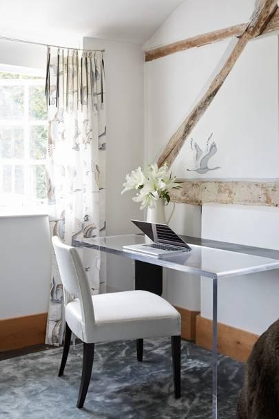 Desk Area