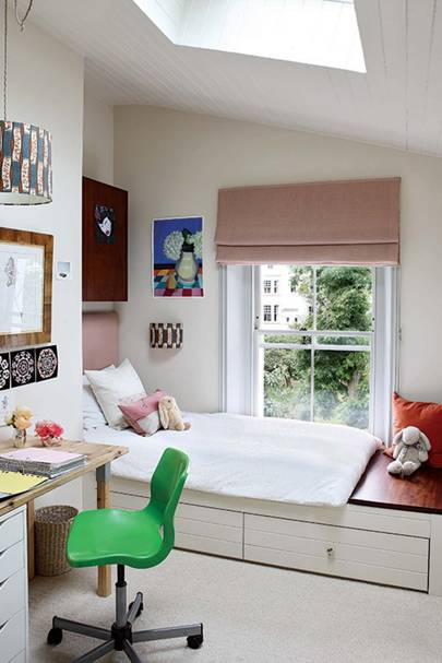 Kid's Bedroom - London Family Home Extension