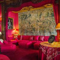 Waddesdon Manor - Smoking Room