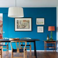 Dining Room - Modern Colourful Thirties House