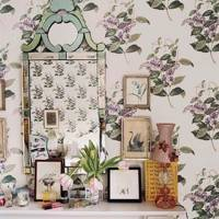 Rita Konig Patterned Wallpaper