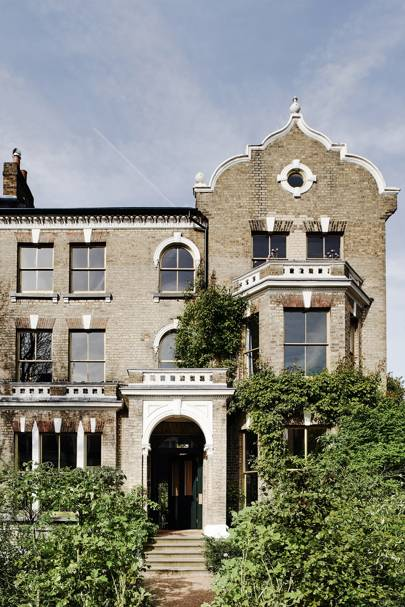 House Exterior - Charles Rutherfoord London House