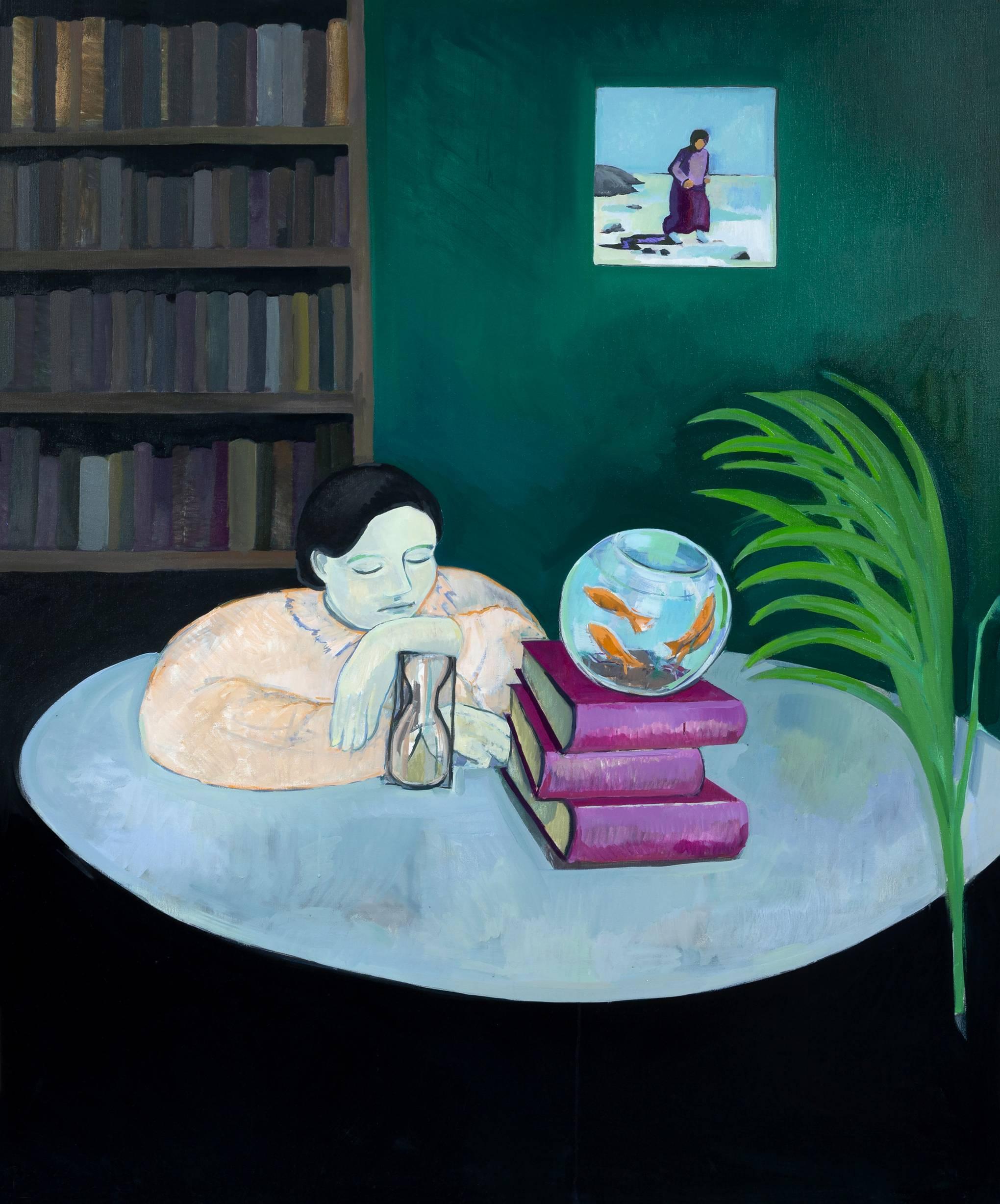 Nancy Cadogan on the relationship between art and interiors