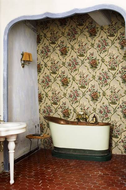 Chintz Wallpaper