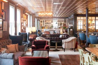 Soho House New York: Bar