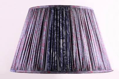 Silk Saree Lampshade