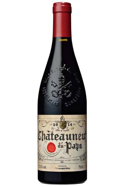 Co-op Châteauneuf-du-Pape 2014