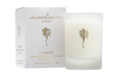July 6: Elizabeth Scarlett Palmier Mini Candle , £12