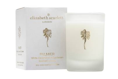 July 6: Elizabeth Scarlett Palmier Mini Candle , £12