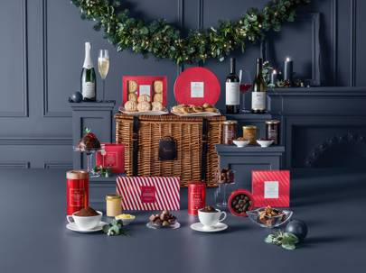 Harrods Knightsbridge Hamper, £250