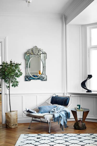 Living Room Chair - Scandinavian Home of Pernille Teisbaek