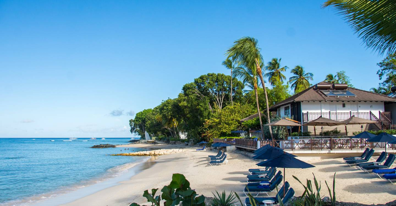 Sandpiper hotel barbados house garden - Long island swim school garden city ...