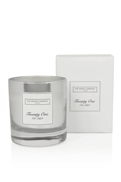 January 27: The White Company Twenty One Candle, £35