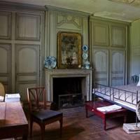 Peter Gabrielse's bedroom